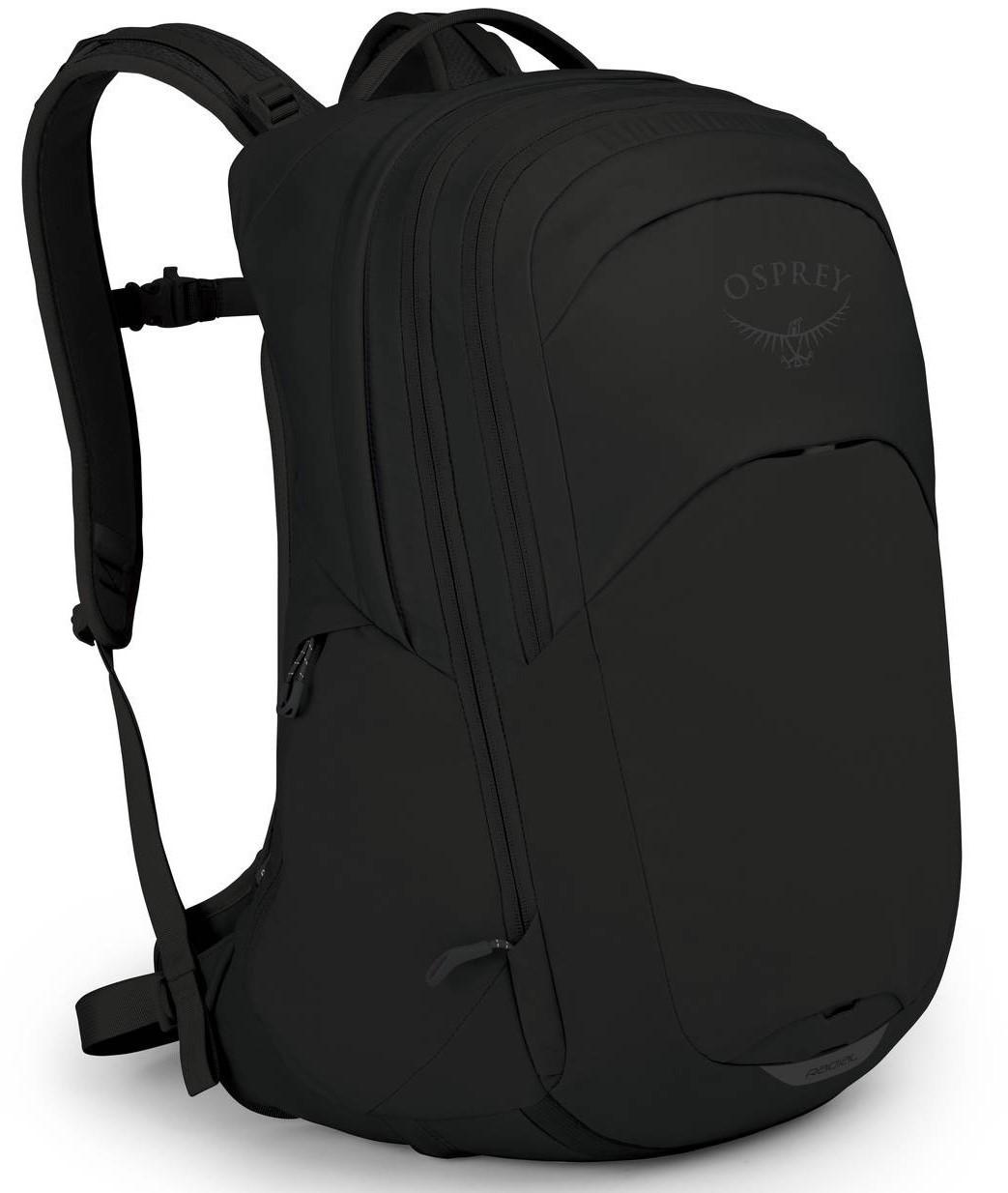 Велорюкзаки Рюкзак Osprey Radial (26-34 литра) Black Radial_F19_Side_Black_web.jpg
