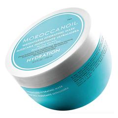 Moroccanoil Weightless Hydrating Mask - Легкая увлажняющая маска для тонких волос