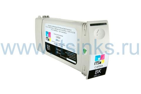 Картридж для HP761 (CM996A) Dark Gray 400 мл
