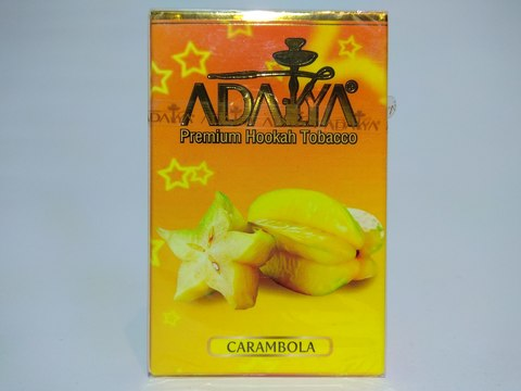 Табак для кальяна ADALYA Carambola 50 g
