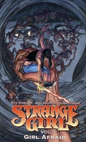 Strange Girl. Vol.1. Girl Afraid