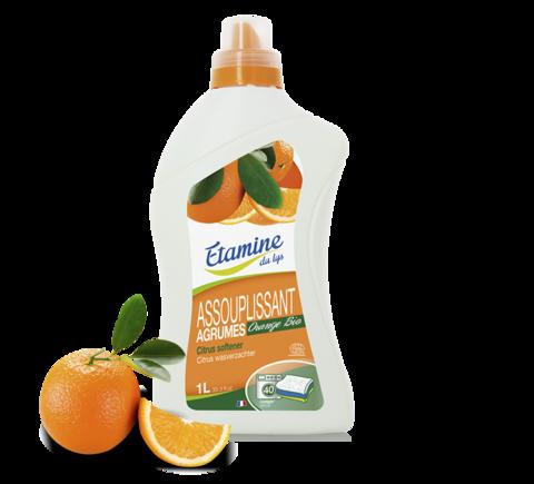 Etamine Du Lys Кондиционер для белья с цитрусами, 1 л