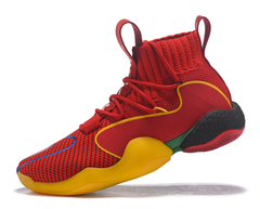 Pharrell x adidas Crazy BYW 'Red/Yellow'