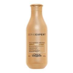 L'Oreal Professionnel Absolut Repair Gold Quinoa + Protein Shampoo - Восстанавливающий шампунь для поврежденных волос