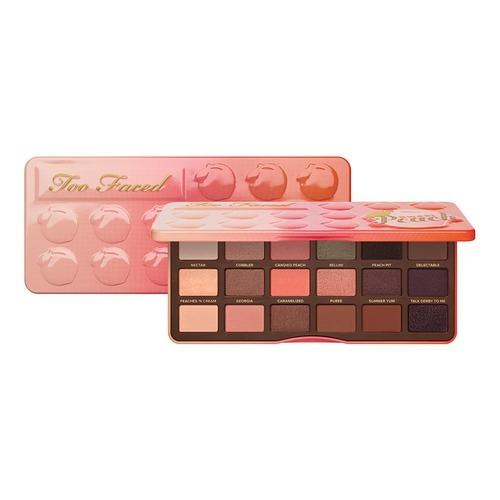 Тени Too Faced Sweet Peach Palette