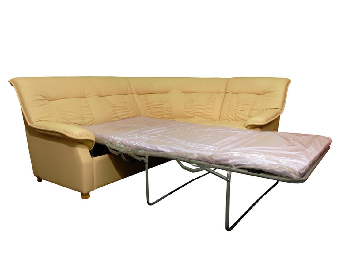 Угловой диван Сиеста 2с1, механизм Миксотуаль гостевой