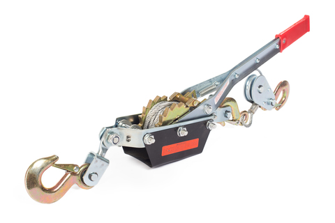 Лебедка ручная рычажная TOR QSS3TB2 (г/п 3,0 т, длина троса 2,4 м), шт