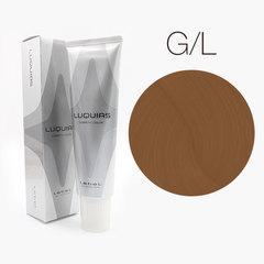 Lebel Luquias G/L (темный блондин золотой) Краска для волос 150 мл