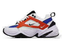 Кроссовки Nike M2K Tekno White Blue Red