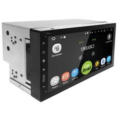 Универсальная магнитола 2 DIN Slim на Android 8.0 Roximo CarDroid RD-1005