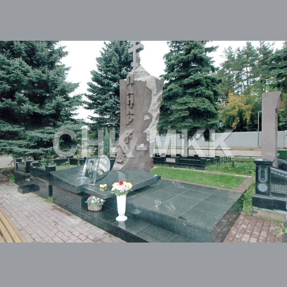 Памятник генералу МВД Панкратову