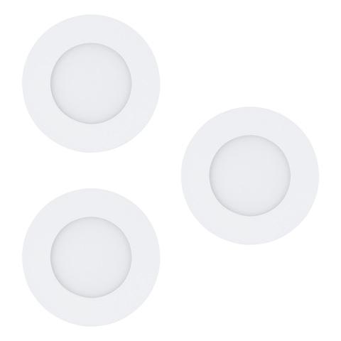 Комплект светильников светодиодных встраиваемых Eglo FUEVA 1 94732