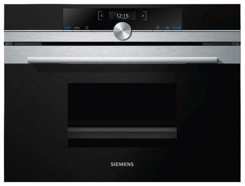 Пароварка Siemens CD634GAS0