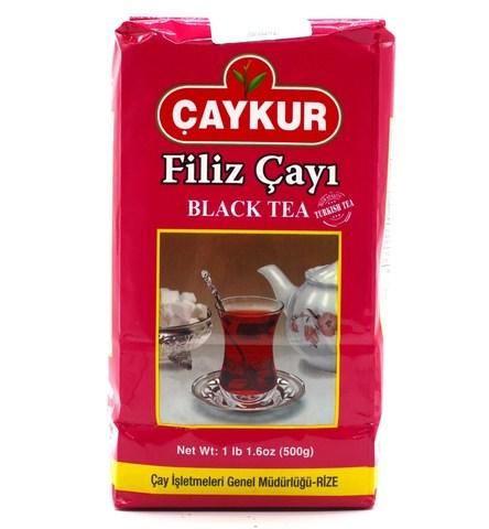 Турецкий черный чай Filiz, Çaykur, 500 г