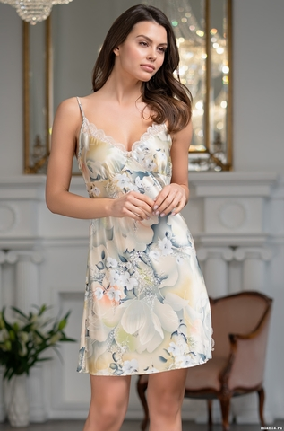 Сорочка женская шелковая MIA-Amore  LUCIANNA Лучианна 3531