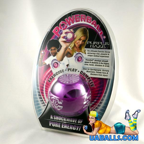 пауэрбол фиолетовый