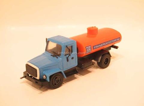 GAZ-3307 watering Kompanion 1:43