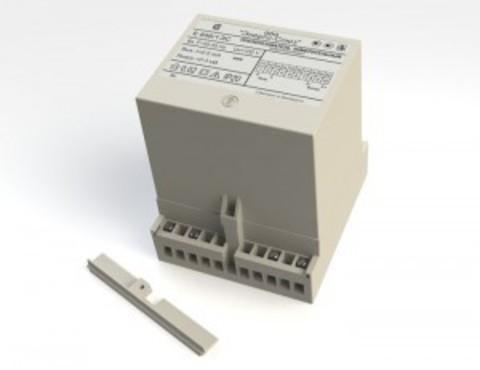 Е 858ЭС Преобразователи измерительные частоты переменного тока