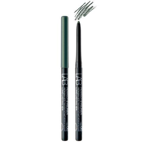 Белита Lab colour Карандаш для глаз Perfect Eyeliner Long Lasting 12h контурный механический тон 06 (зелёно-изумрудный)