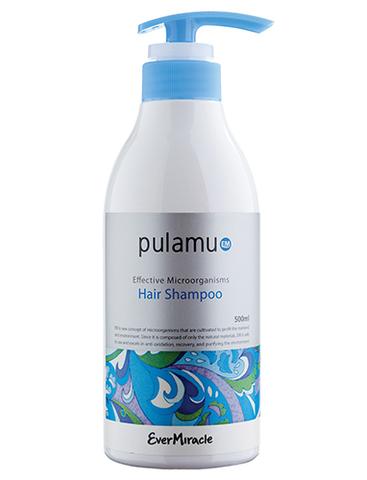 Восстанавливающий шампунь, Pulamu