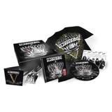Scorpions / Return To Forever (Limited 50th Anniversary Collector's Box)(3CD+7' Vinyl Single+USB+T-Shirt)