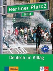 Berliner Platz 2 NEU Lehr-/ Arbb+ 2 CDs+Treffpu...