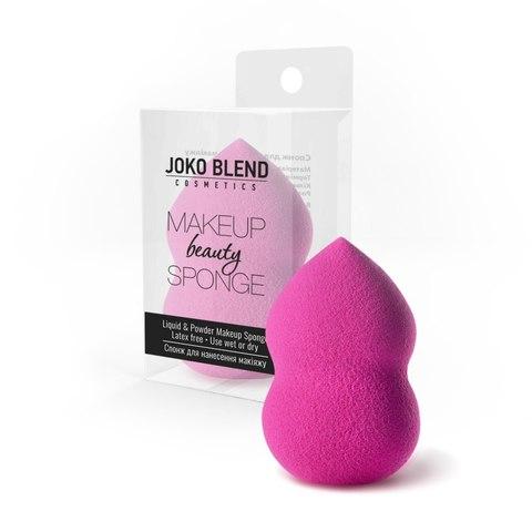 Спонж для макияжа Makeup Beauty Sponge Hot Pink Joko Blend (1)
