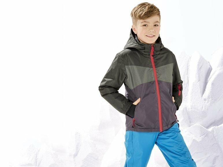 Куртка для мальчика горнолыжная Crivit