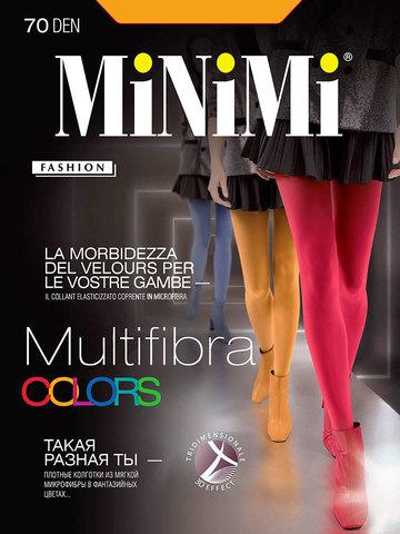 Колготки Multifibra 70 Color Minimi
