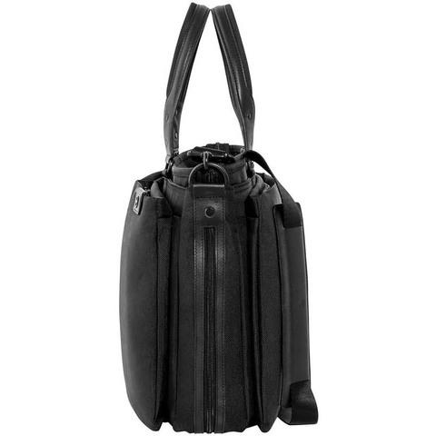 Портфель Victorinox Satchel 15,6'', черный, 49x18x33 см, 29 л