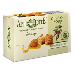 Оливковое мыло с мёдом, Aphrodite