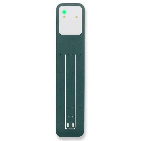 Фонарик-закладка Moleskine Booklight светодиодный зеленый