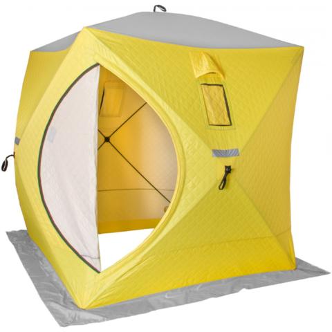 Зимняя палатка трехслойная Куб Helios 1,5х1,5