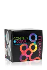 Connect & Color Bowls | Соединяющиеся миски для окрашивания (7 штук в наборе) в упаковке