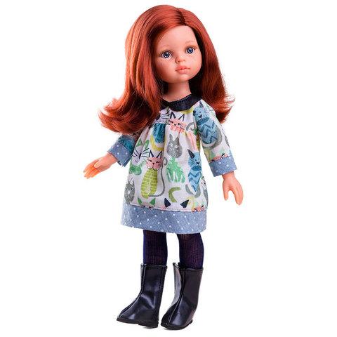 Кукла Кристи 32 см Paola Reina (Паола Рейна) 04646