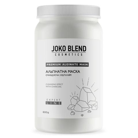 Альгинатная маска очищающая с углём Joko Blend 600 г (1)