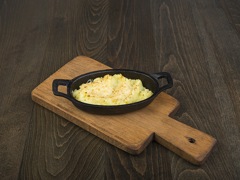 Картофельное пюре с пармезаном 150г
