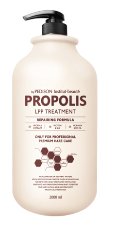 EVAS Pedison Маска для волос ПРОПОЛИС Institut-Beaute Propolis LPP Treatment