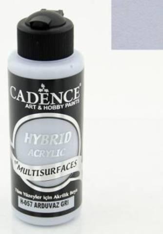 №57 Hybrid Acrylic, Светло-серый, 70мл., Cadence