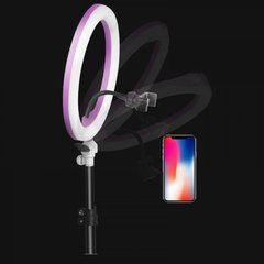 Кольцевая лампа 26 см со штативом Ring Fill Light