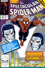 The Spectacular Spider-Man #159