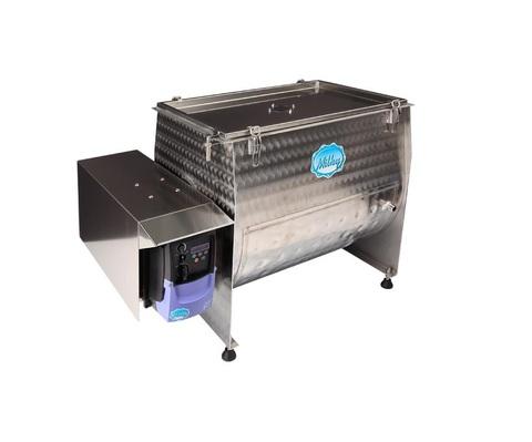 Маслобойка электрическая для сливочного масла Milky FJ-100. Фото