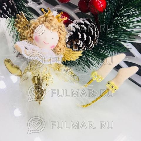 Ангелочек Девочка украшение на ёлку