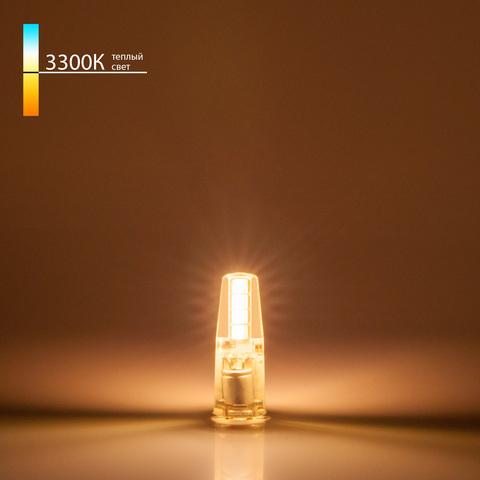 Светодиодная лампа JC 3W 3300K G4 BL125