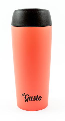 Термокружка El Gusto Grano (0,47 литра), персиковая