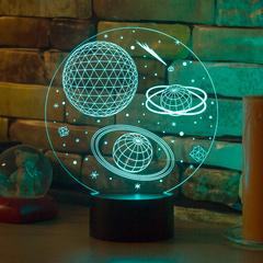 Art-Lamps: Светильники и Ночники 3D