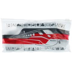Набор дорожный Hotel Collection zip-пакет (10 предметов, 50 штук в упаковке)