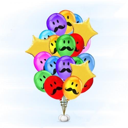 Композиции из шаров Букет из надувных шаров Усы buket-usatii-500x500.jpg