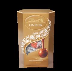 Lindor Milk Truffles Assorti 200g