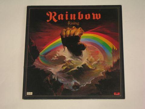 Rainbow / Rising (LP)